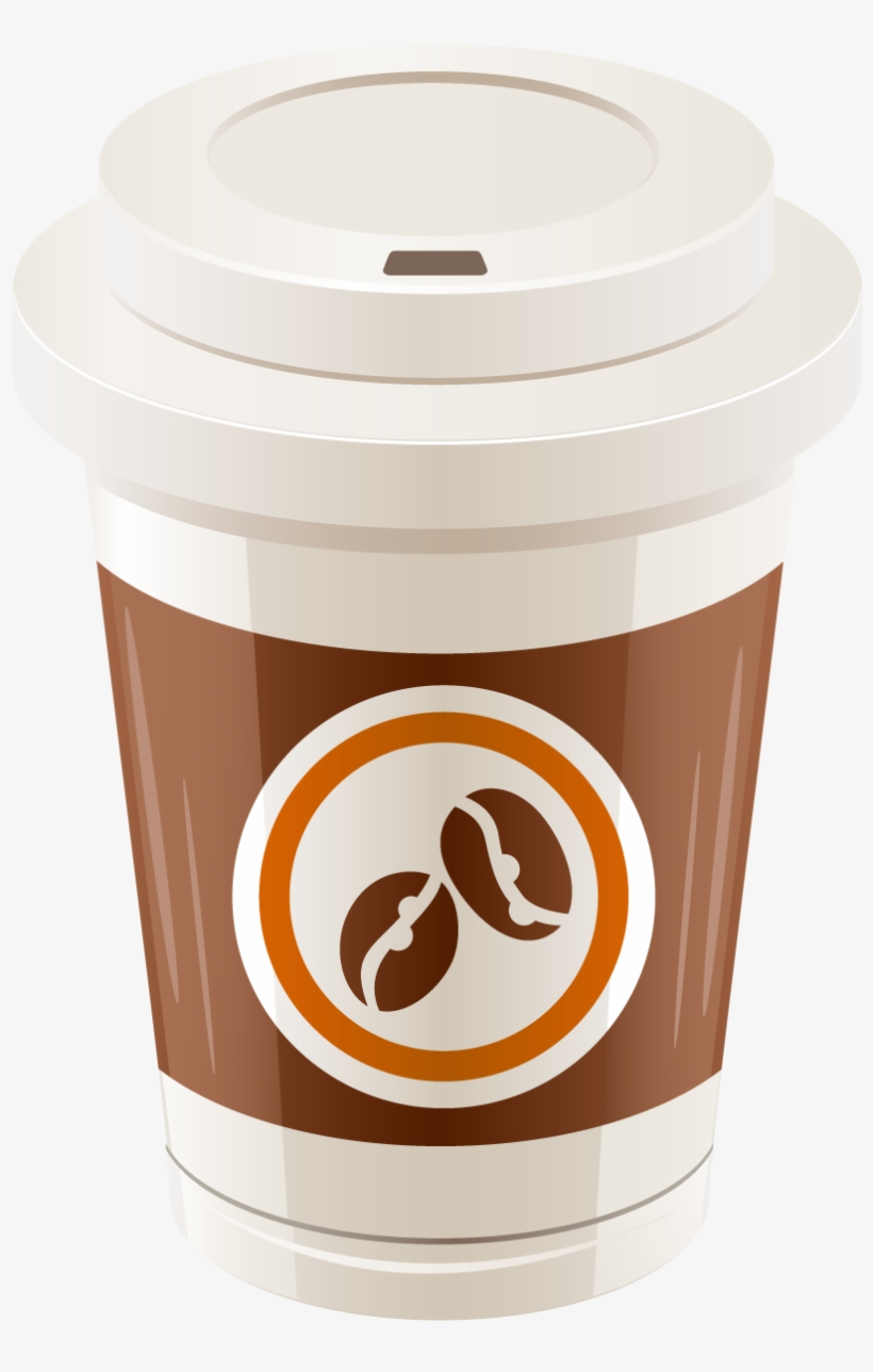 Coffee Cup Png Vector Clipart, Is Available For Free.
