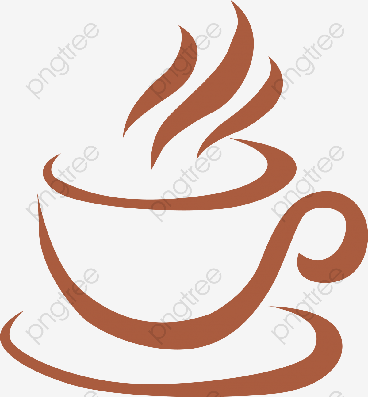 Coffee Cup Vector, Coffee Aroma, Lovely, Drinks PNG and Vector with.