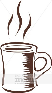 Coffee cup with steam clipart 5 » Clipart Portal.