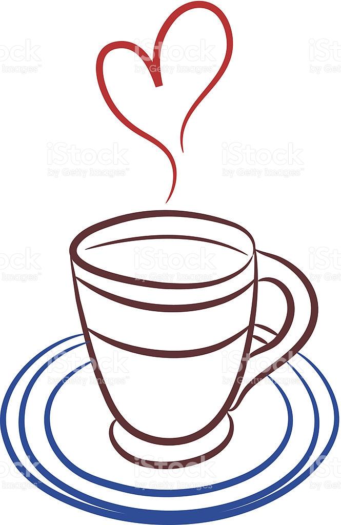 Coffee Mug Clipart.