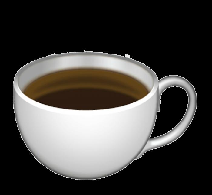 Coffee cup Tea Emoji Drink.