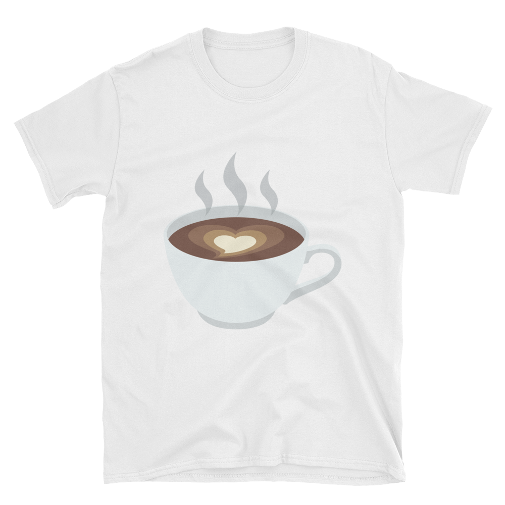 Coffee Emoji T.