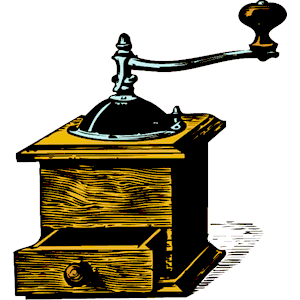 Coffee Grinder clipart, cliparts of Coffee Grinder free download.