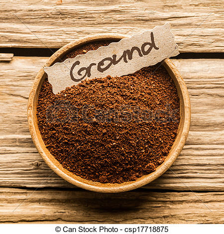 ground coffee clipart clipground
