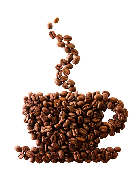 Coffee grounds clipart #15