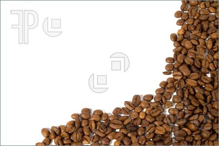 Pics of Coffee beans framing.