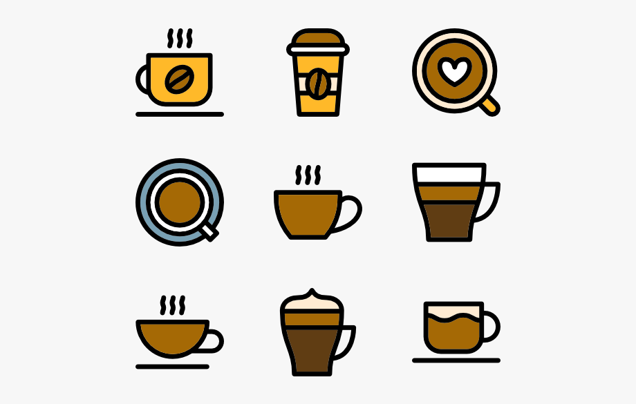 Coffee Cup Icon Png , Transparent Cartoon, Free Cliparts.
