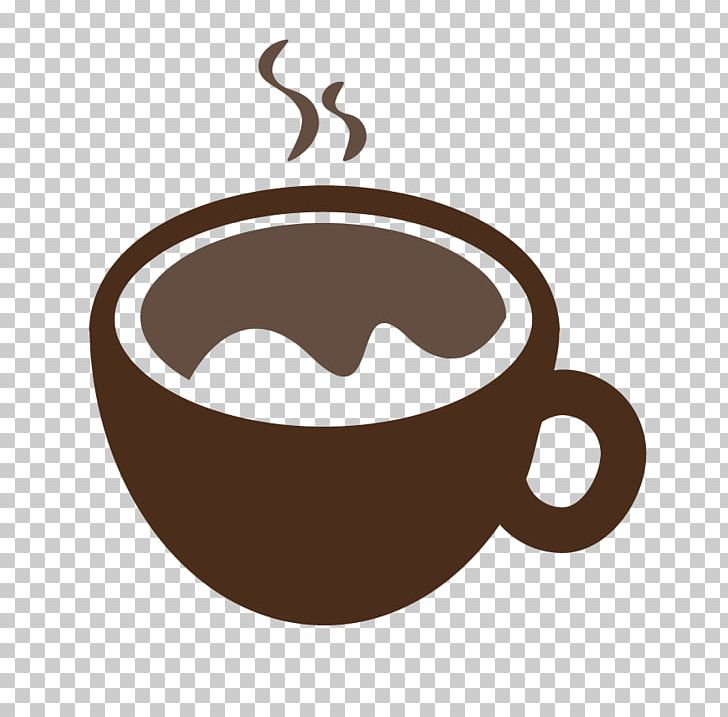 Coffee Cup Teacup Icon PNG, Clipart, Brand, Brown, Cafe, Caffeine.
