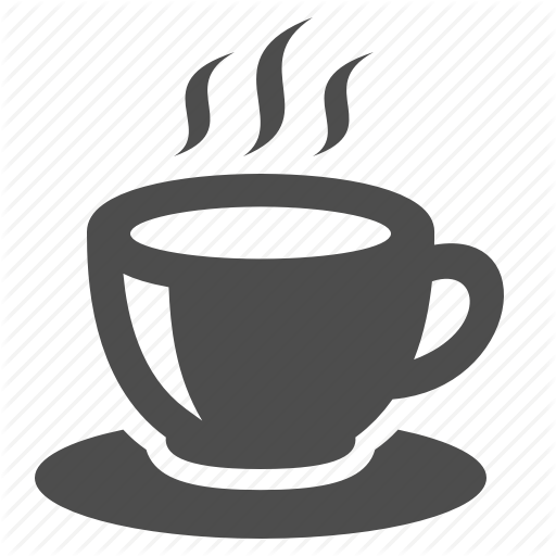 Coffee Cup Icon Png #56451.