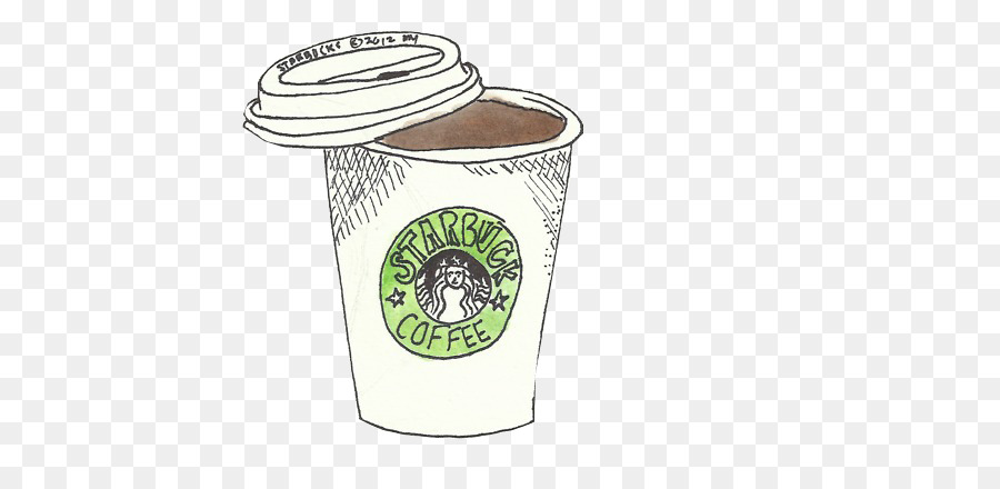 Coffee Drawing clipart.
