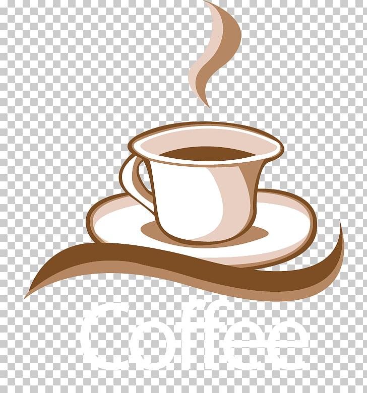 Coffee Espresso Cafe Logo, Coffee material, coffee.