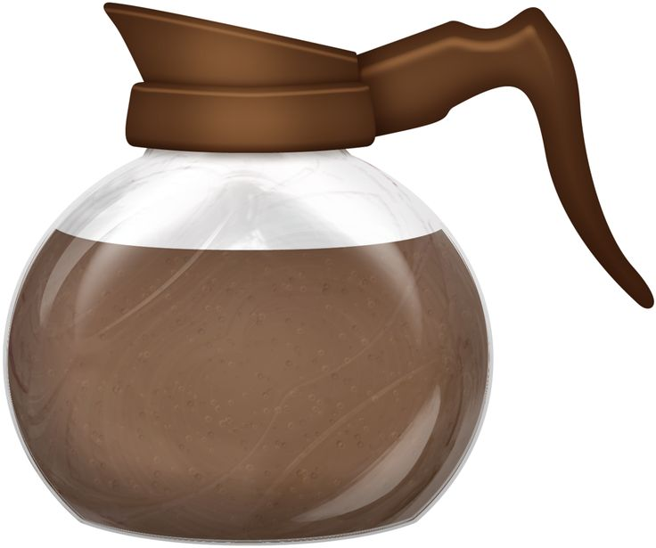 Coffee jugs clipart - Clipground