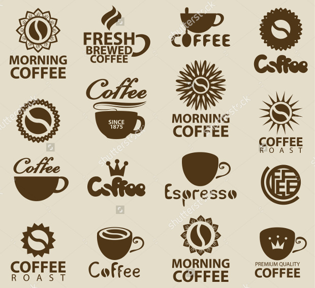 26+ Coffee Logo Designs, Ideas, Examples.