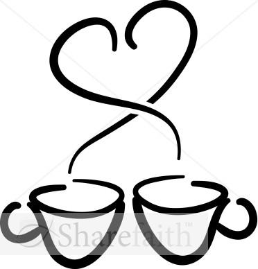 Coffee Love Clipart.