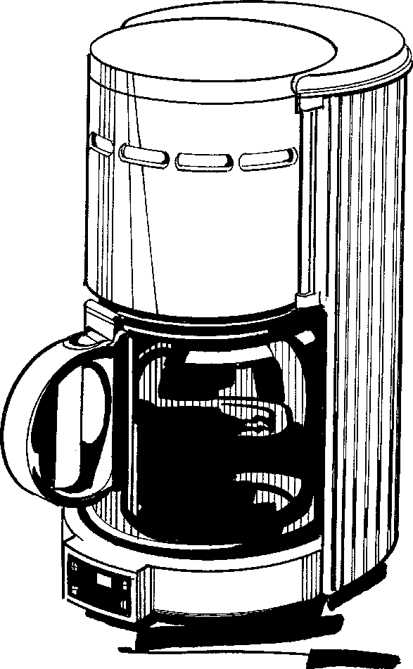 Clipart Coffee Maker Image Coffee Machine Png #bG41Bk.