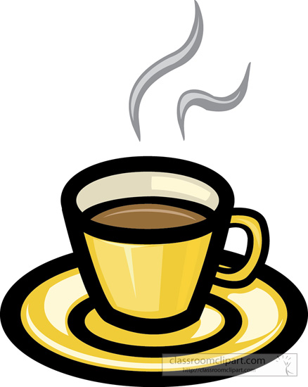 Free Coffee Clipart Pictures.