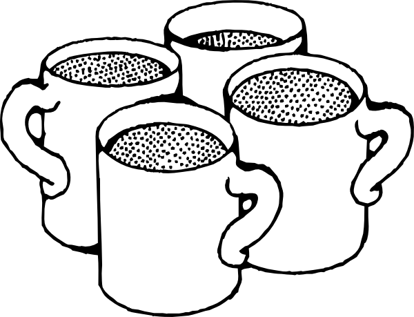 Coffee Mugs Clip Art at Clker.com.