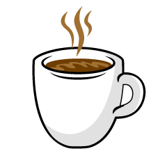 Free coffee Cliparts & Pictures|Illustoon.