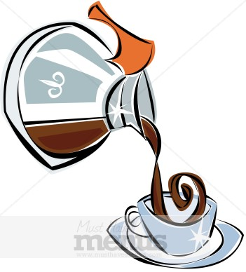 Coffee Pot Clipart Images.