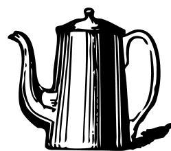 Coffee Pot Clip Art Download.