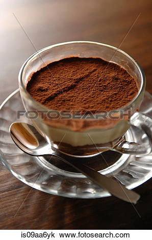 Coffee powder clipart #8