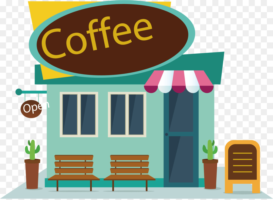 Coffee shop clipart 9 » Clipart Station.