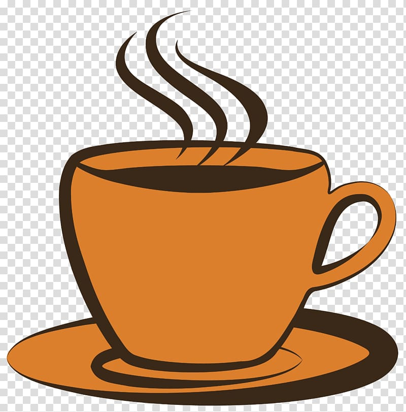 Take the coffee hot smoke transparent background PNG clipart.