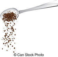 Coffee spoon Illustrations and Stock Art. 7,517 Coffee spoon.
