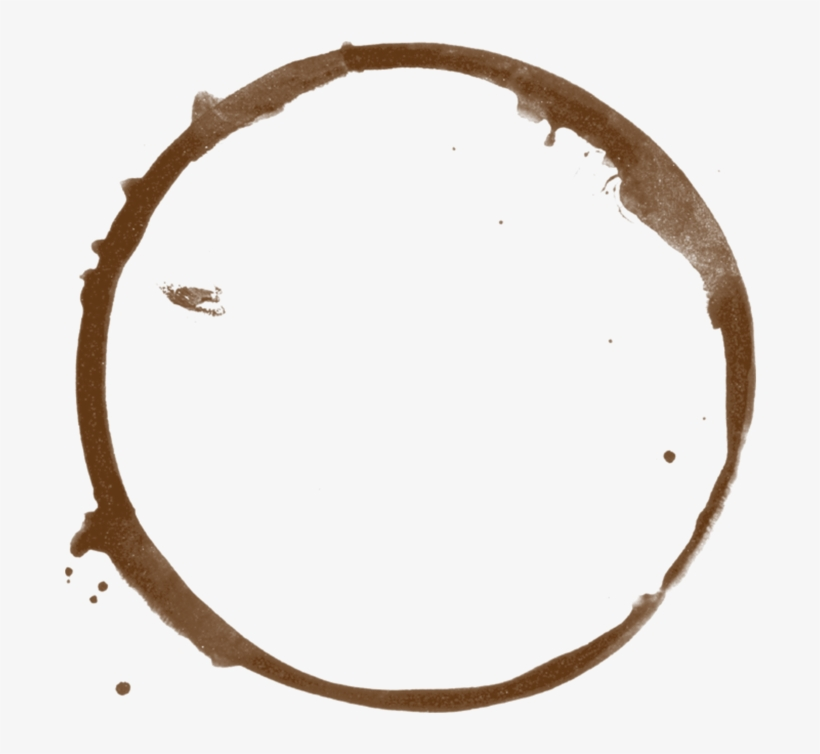 Coffee Stain Png.