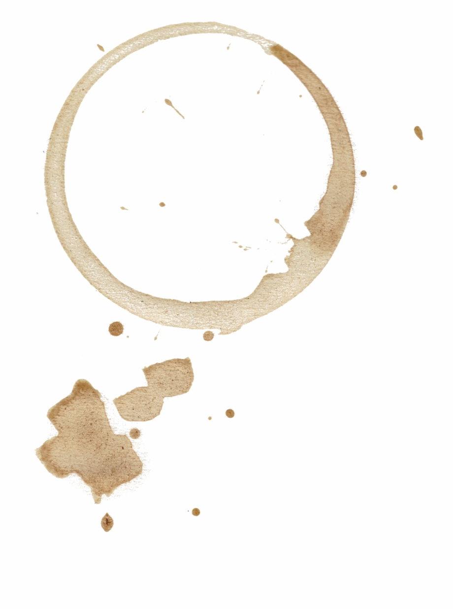 Unique Coffee Stain Cdr.