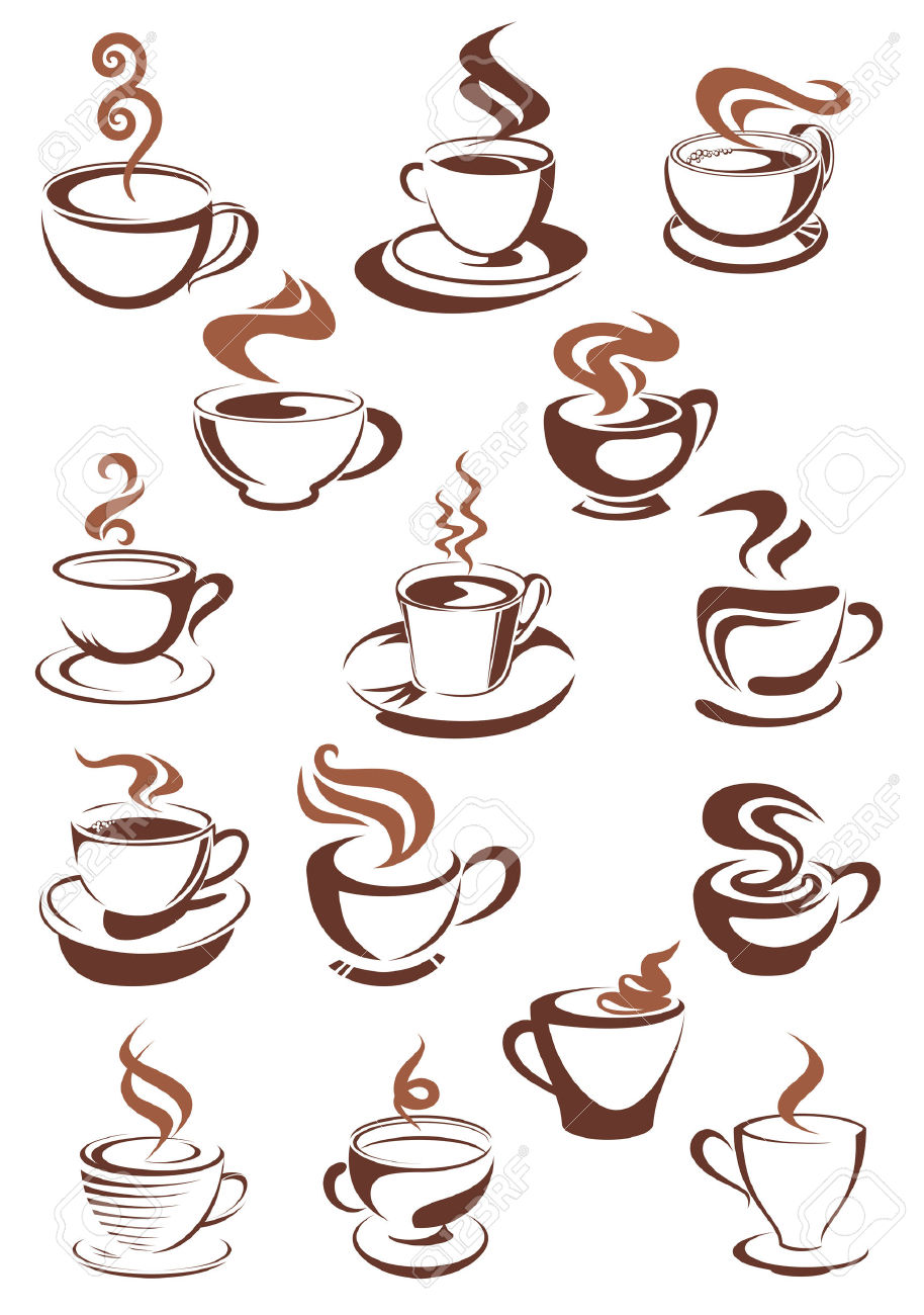 coffee steam outline clipart 20 free Cliparts | Download ...