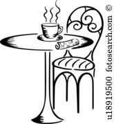 Coffee table Clipart Vector Graphics. 7,543 coffee table EPS clip.