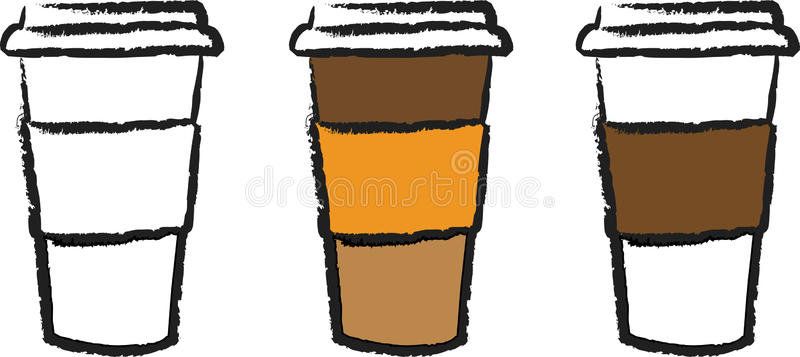 2318 Coffee Cup free clipart.