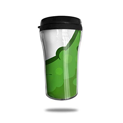 Amazon.com: JHXZML Pickle Clipart Coffee Mug,Food Grade ABS.