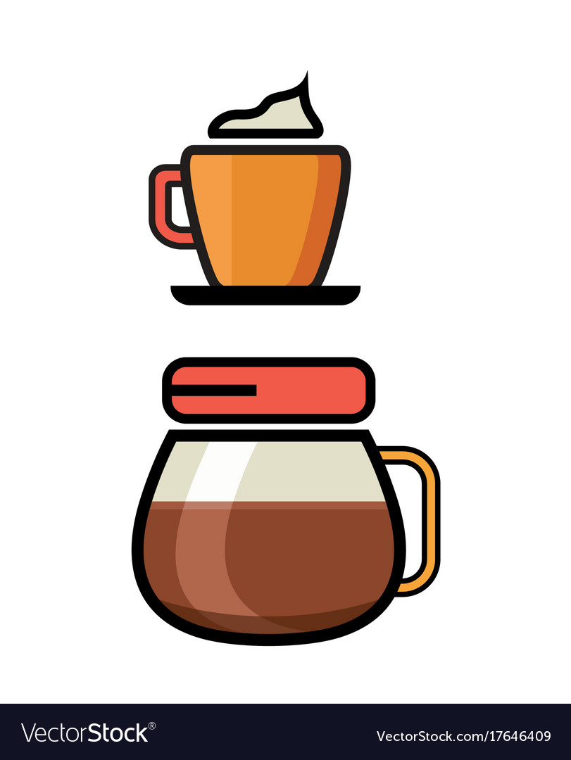 Coffee icon.