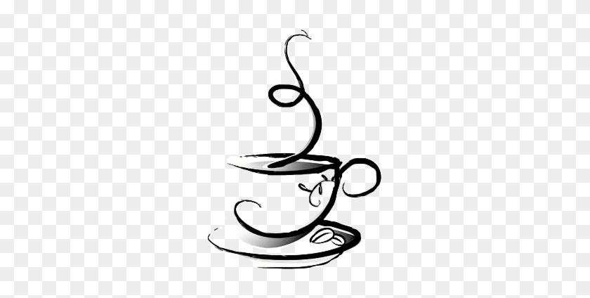 steam #cup #mug #saucer #art #drawing #blackandwhite.