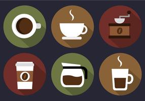 Coffee Free Vector Art.