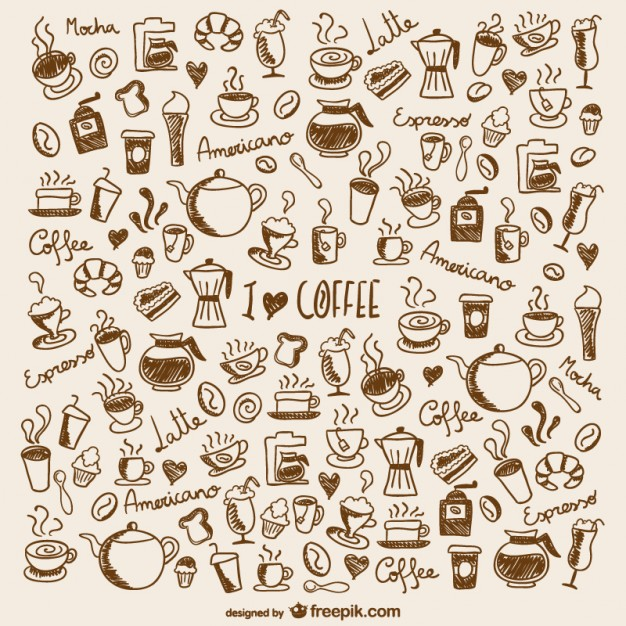 Coffee Vectors, Photos and PSD files.