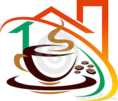 Free coffee house clipart images.