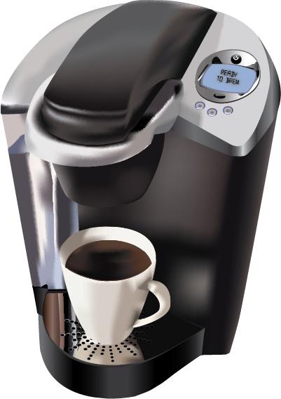 Coffee Maker Vector Vector Free Vector Graphics Vector Me #SDEQox.