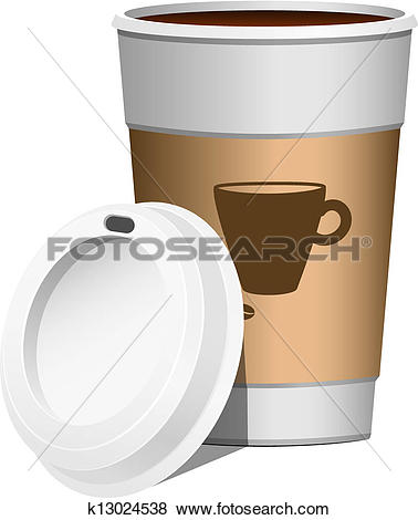 Coffee go Clip Art and Illustration. 1,507 coffee go clipart.