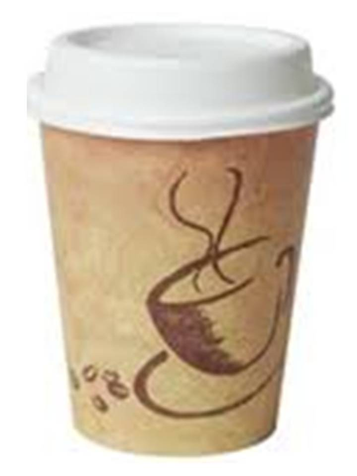 Free Coffee To Go Clipart Image.