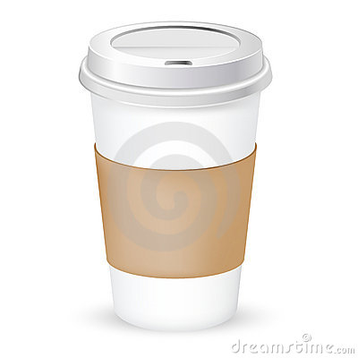 Travel Coffee Cup Clipart.
