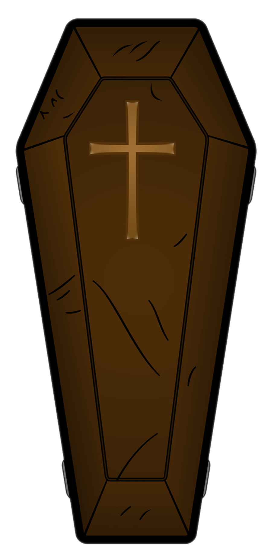 Clipart coffin.