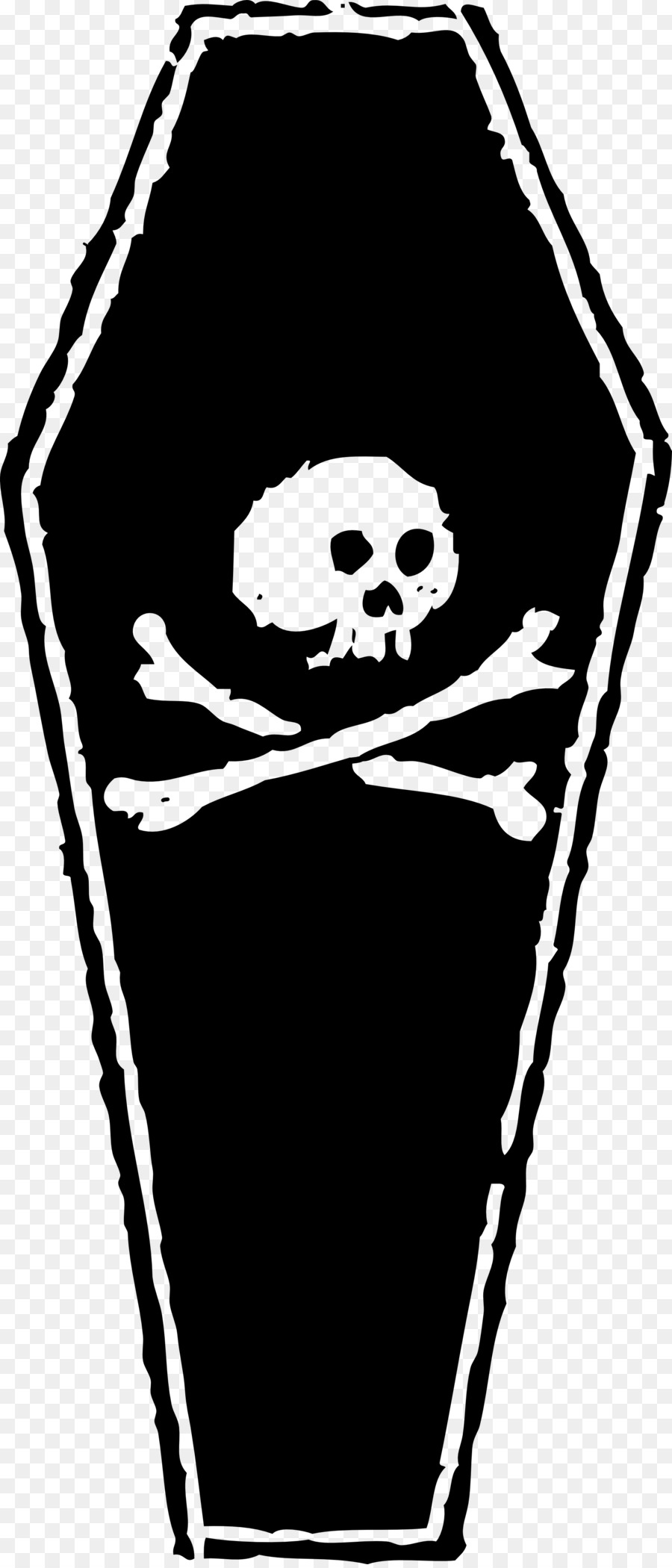 Skull Cartoon clipart.
