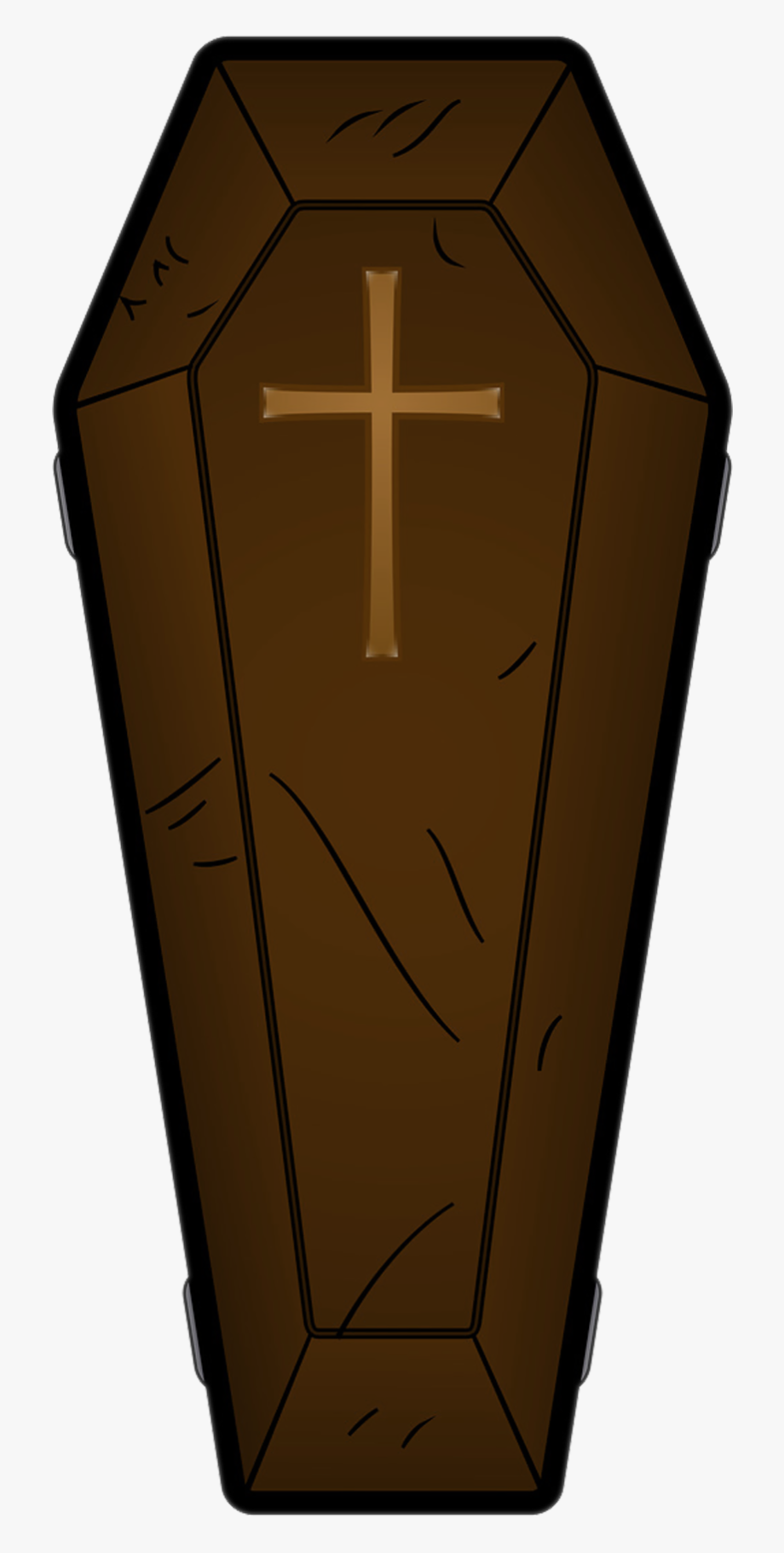 Free Coffin Clipart.