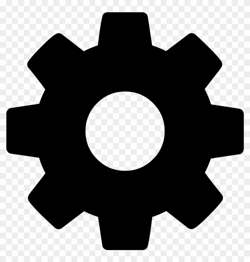 Cog Font Awesome.