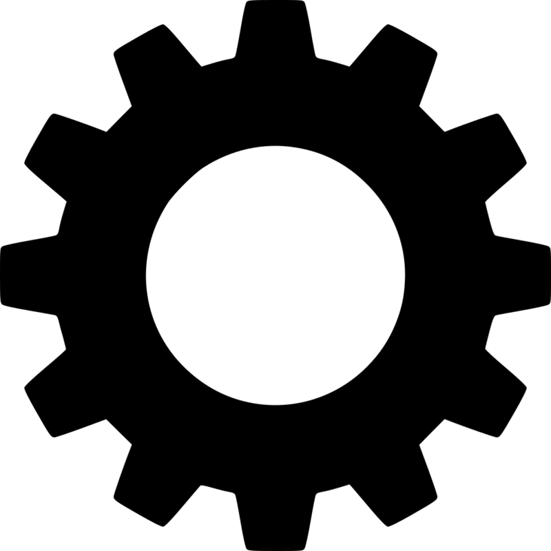 Download Free png Gear Settings Cog Preferences.