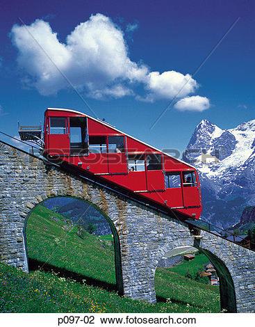 Cog railway clipart #20