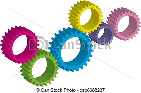 Cog wheel Clip Art Vector Graphics. 11,833 Cog wheel EPS clipart.